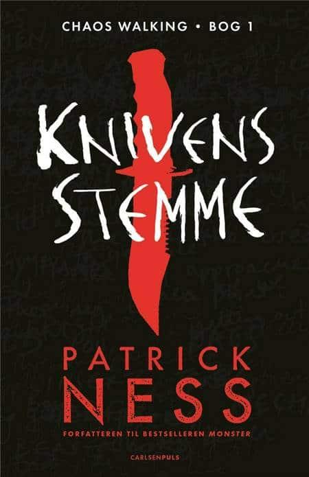 Knivens stemme, Chaos Walking, Patrick Ness