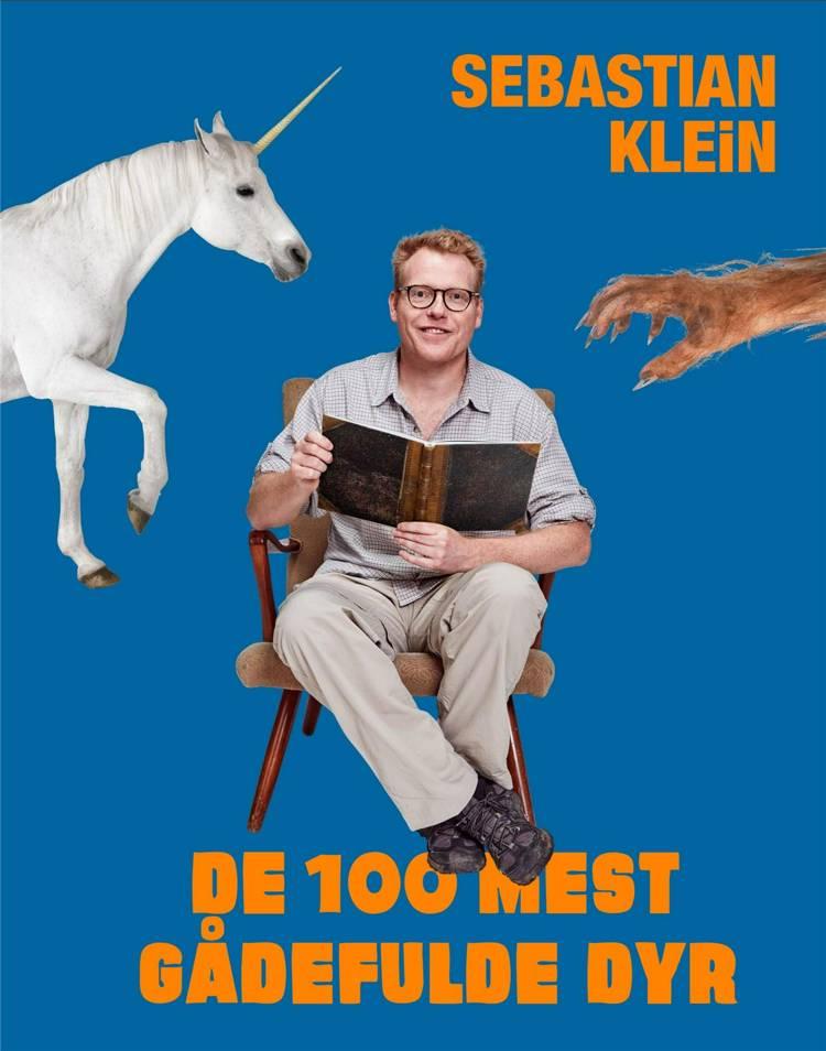 Sebastian Klein, De 100 mest gådefulde dyr, gådefulde dyr