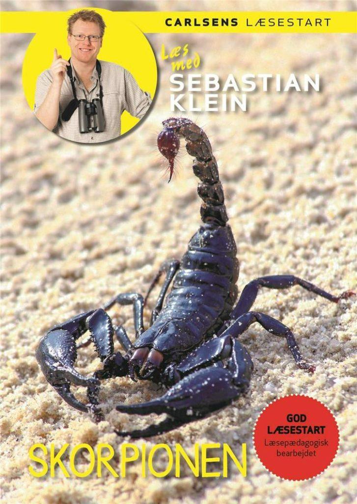 Læs med Sebastian Klein, skorpion