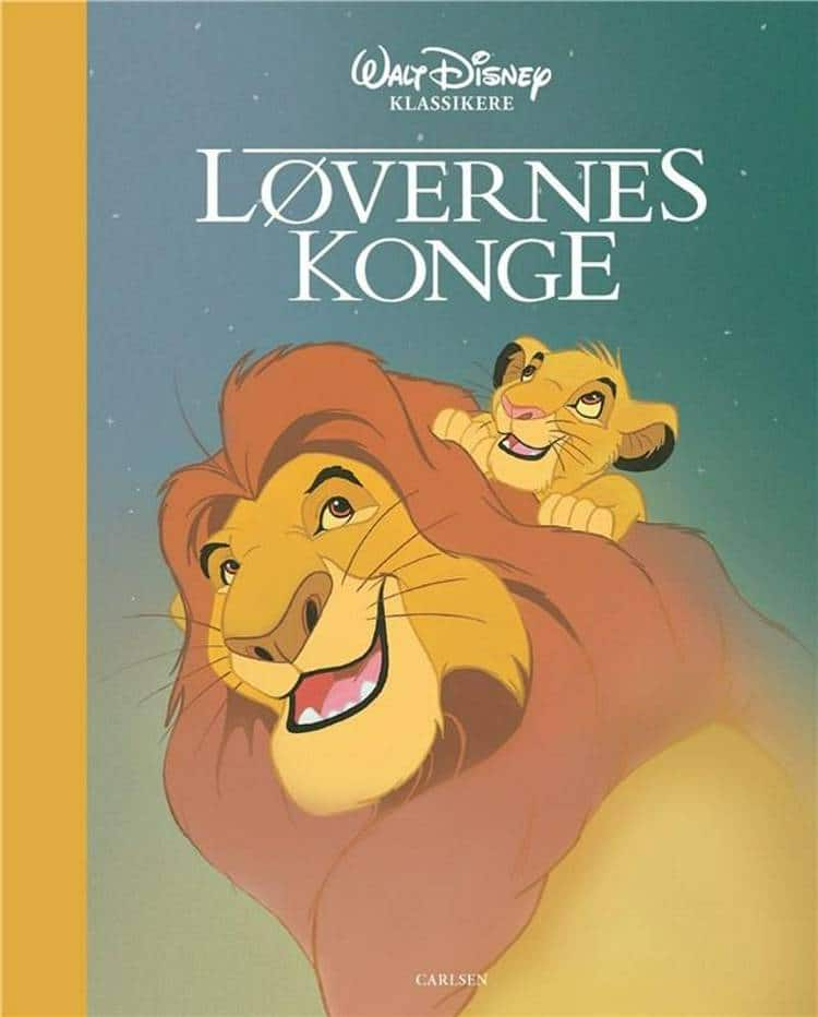 Løvernes Konge, Walt Disney Klassikere