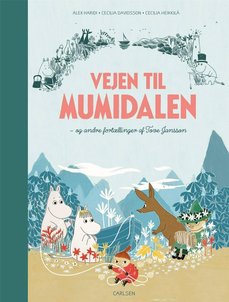 Vejen til Mumidalen, mumitrolde, Mumitroldene, bøger til børn