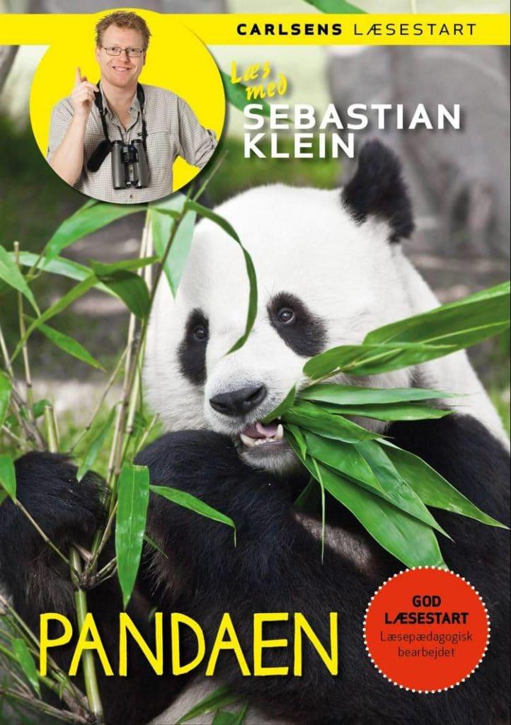 Læs med Sebastian Klein, panda
