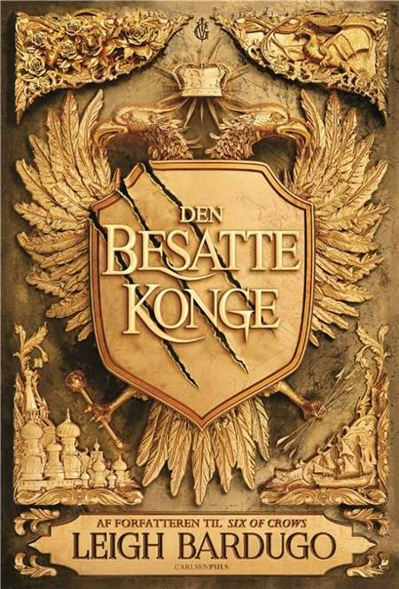 King of scars, den besatte konge, Leigh Bardugo