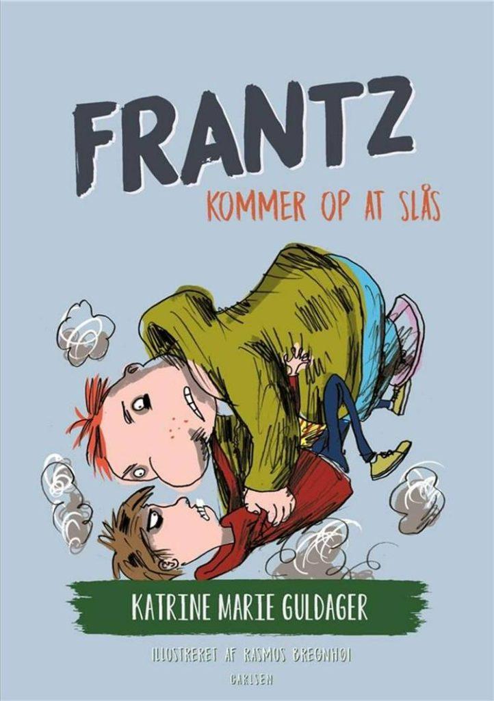 Frantz kommer op at slås, Katrine Marie Guldager