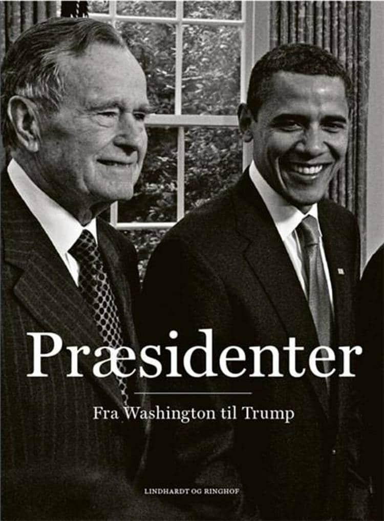 Præsidenter, amerikanske præsidenter, Rasmus Dahlberg, Philip Chr. Ulrich,