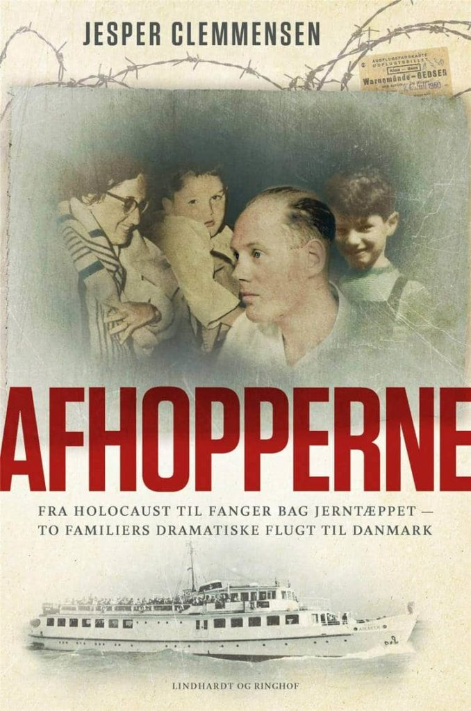 Afhopperne, Jan Rocek, Jesper Clemmensen, Anden verdenskrig, 2. verdenskrig