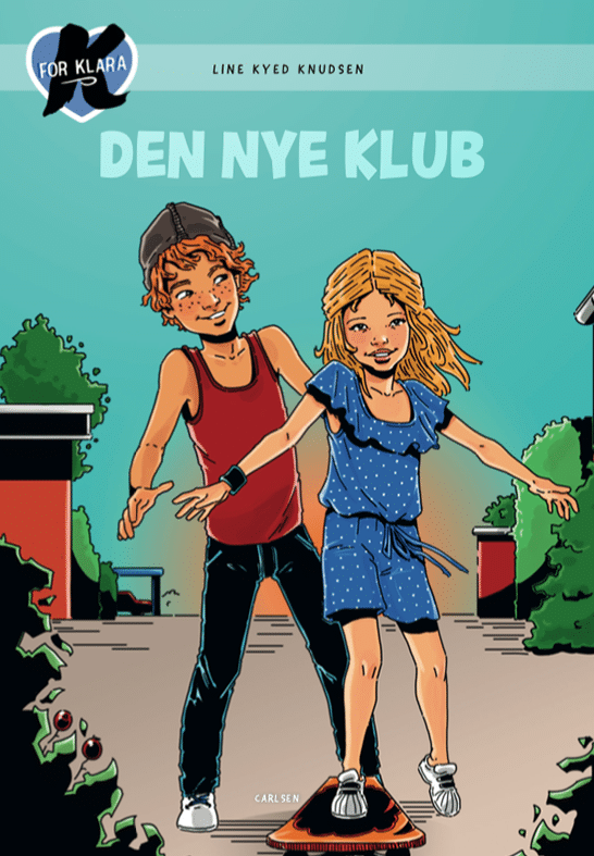 K for Klara, Den nye klub, Line Kyed Knudsen