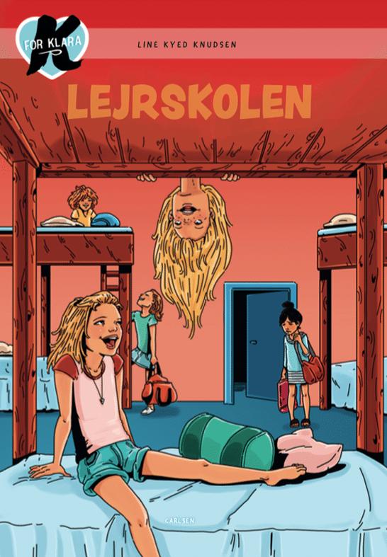 Line Kyed Knudsen, K for Klara