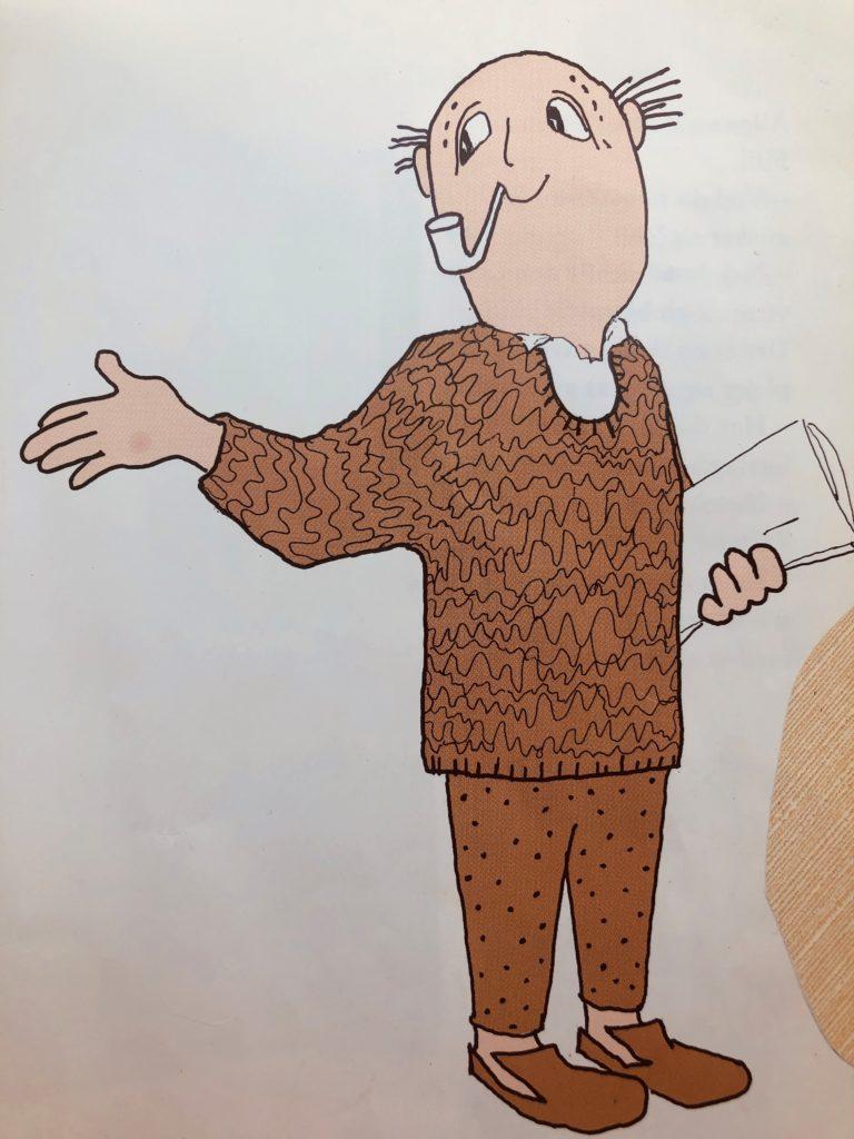 Alfons Åberg, fædre i børnelitteraturen
