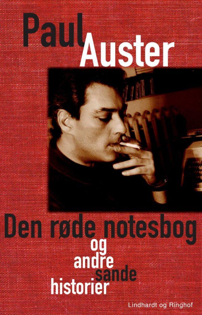 Den røde notesbog, Paul Auster