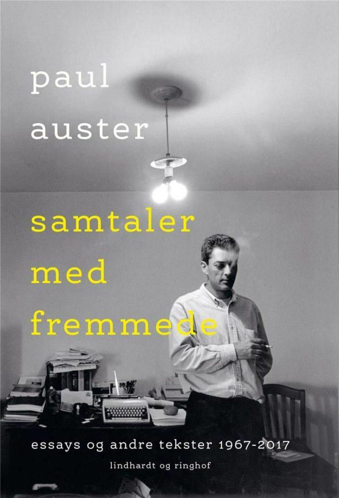 Samtaler med fremmede, Paul Auster, essays