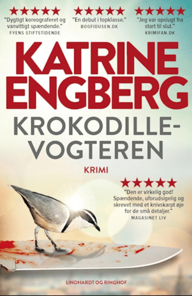 Katrine Engberg Krokodillevogteren