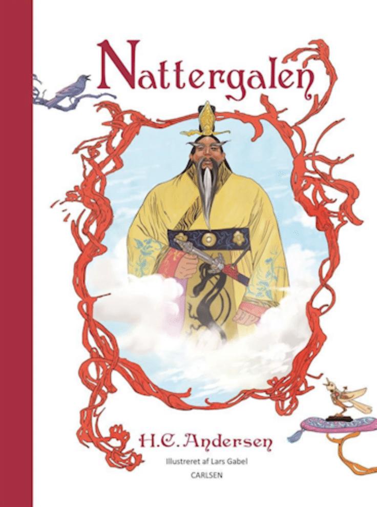 Nattergalen H.C. Andersen Lars Gabel