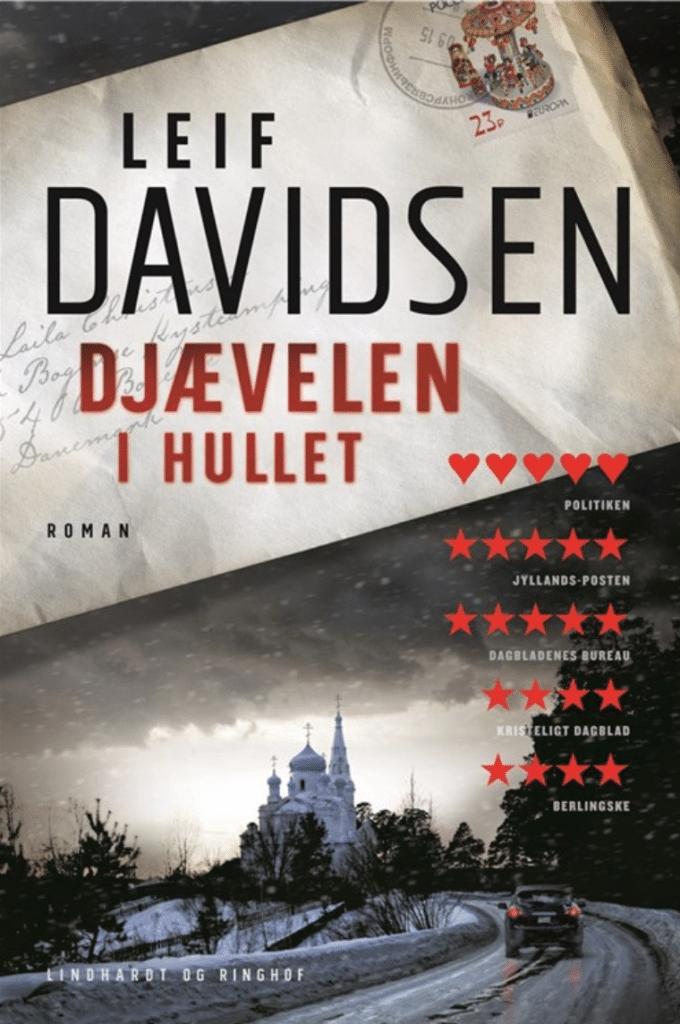 Djævelen i hullet Leif Davidsen
