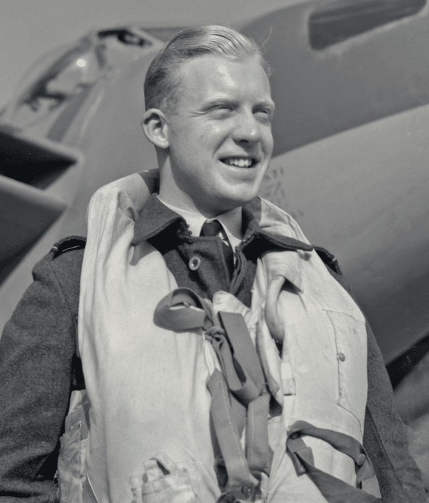 Edward Barnes Sismore, Anden Verdenskrig, Bombemål Shellhuset