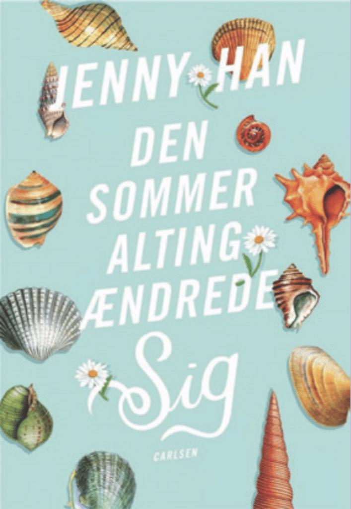 Den sommer alting ændrede sig, Jenny Han