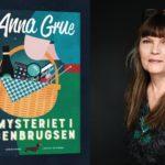 Smuglæs i Anna Grues helt nye krimi Mysteriet i Genbrugsen