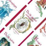 Fem af H.C. Andersens kendteste eventyr har fået nye illustrationer af prisvindende Lars Gabel