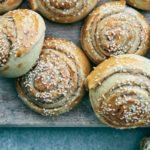 FALASTIN. Søde tahinsnegle inspireret af Mellemøstens køkken