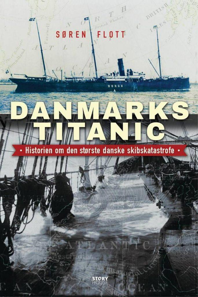 Danmarks Titanic, Søren Flott, danske udvandrere