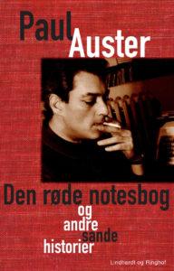 Paul Auster, Den røde notesbog