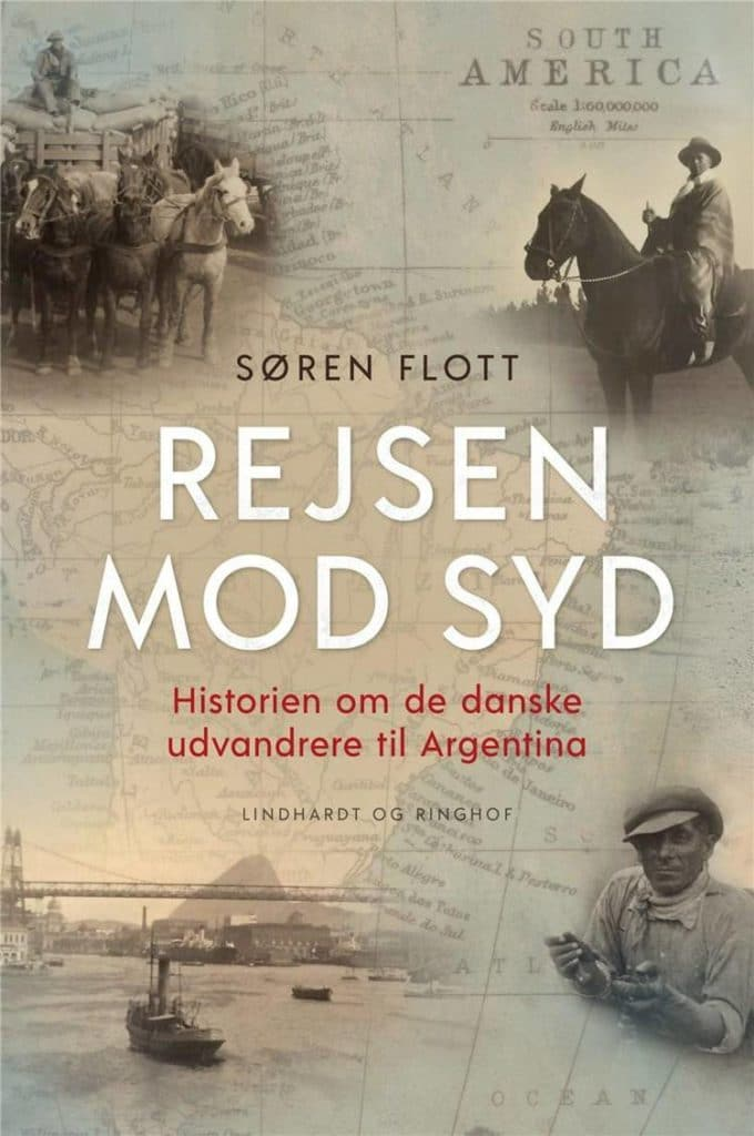 Rejsen mod syd, Søren Flott, danske udvandrere