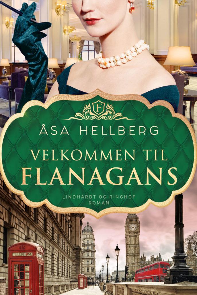 Velkommen til Flanagans af Åsa Hellberg