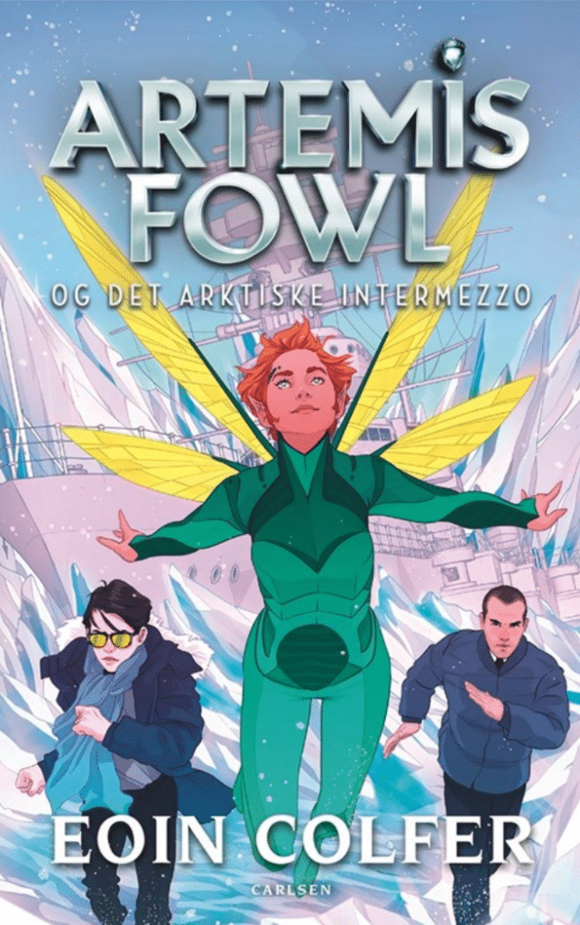 Artemis Fowl, Artemis Fowl og det arktiske intermezzo, Eoin Colfer