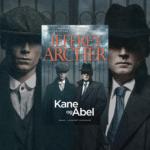 International bestseller af Jeffrey Archer. Smuglæs i Kane og Abel