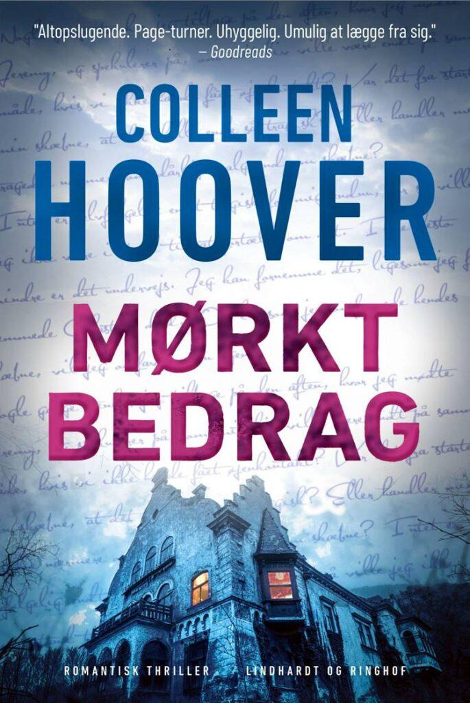 Mørkt bedrag, romance, Colleen Hoover