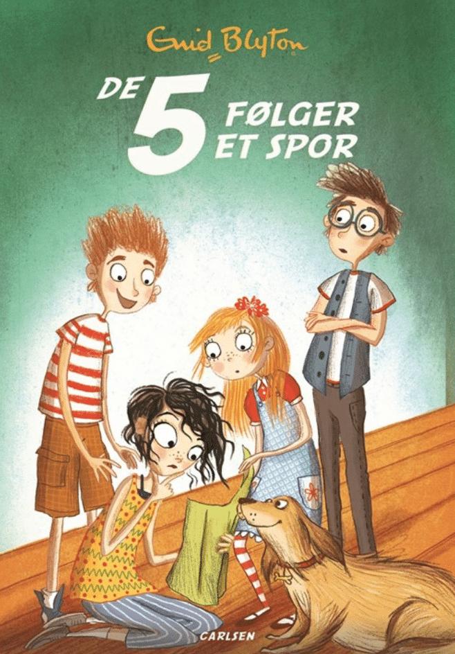De 5 følger et spor