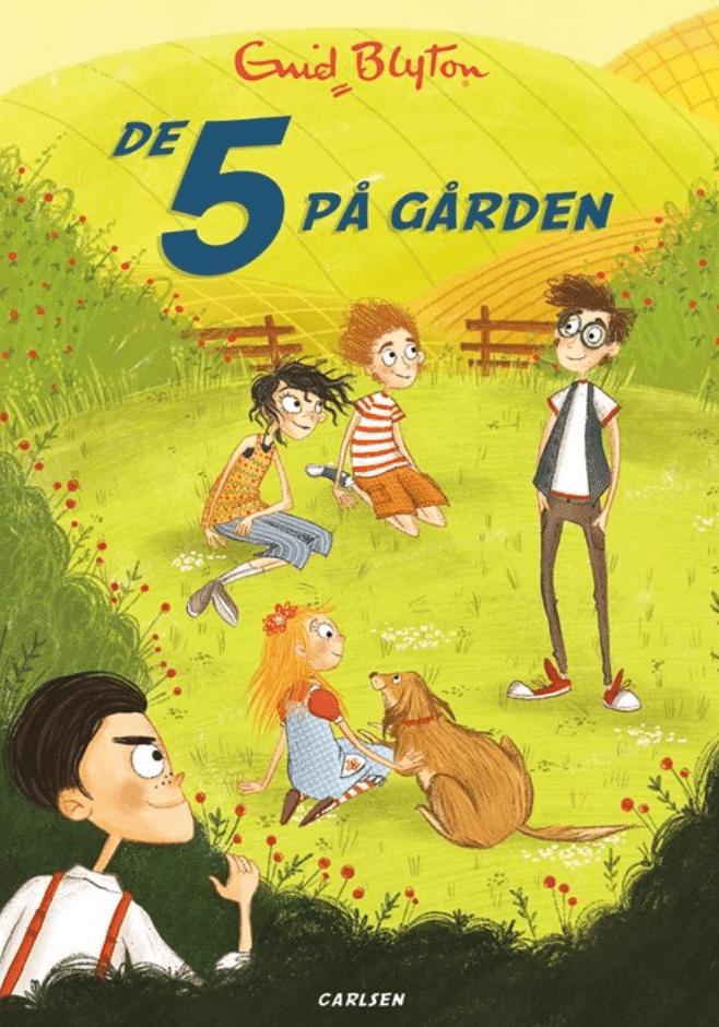 De 5 på gården