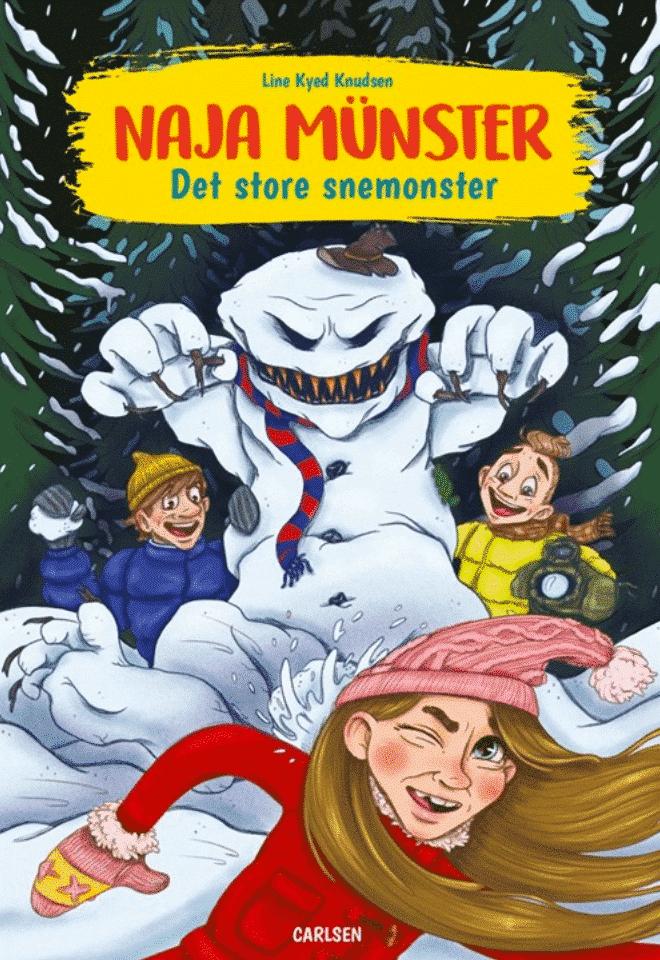 Naja Münster Det store snemonster
