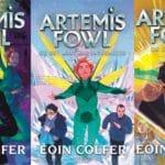 Få en smagsprøve på bogen bag filmen om Artemis Fowl