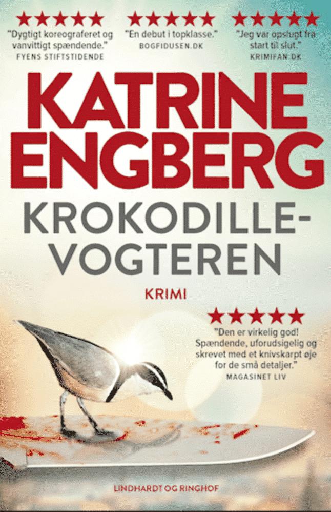 Krokodillevogteren, Katrine Engberg