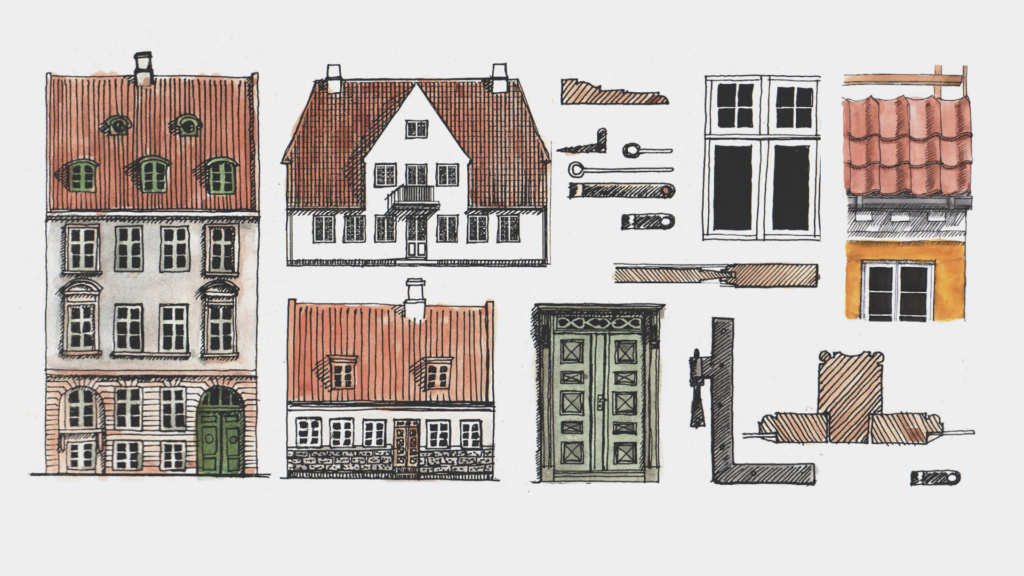 istandsættelse af gamle huse