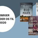 Bøger på vej: Se vores liste med nye og kommende bøger