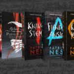 Nye bøger af Patrick Ness – forfatteren til Monster og Release