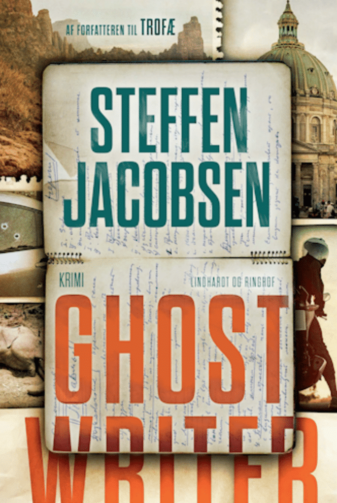 Ghostwriter Steffen Jacobsen