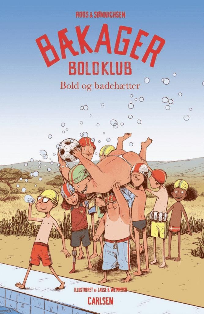 Bækager Boldklub, Bold og badehætter, Jesper Roos, Ole Sønnichsen