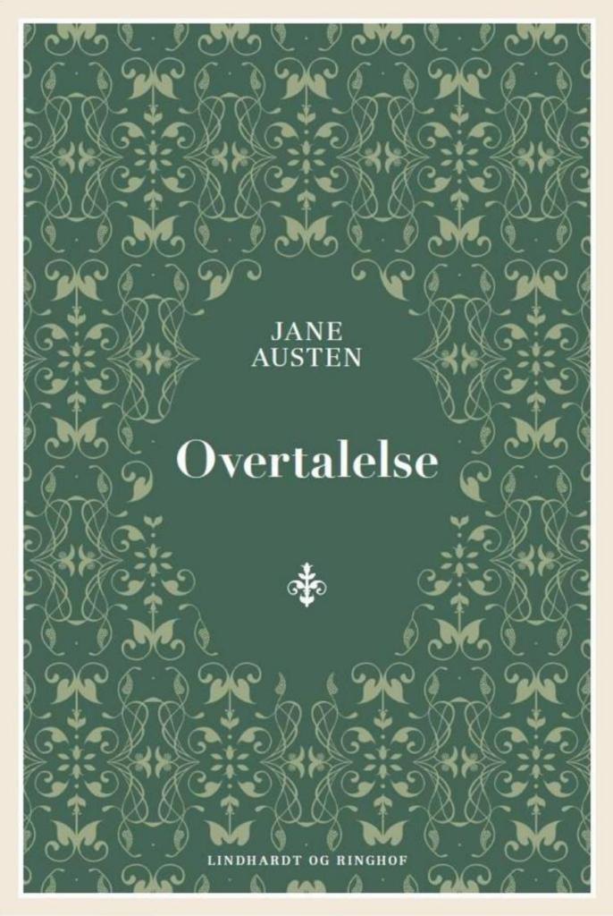Overtalelse, Jane Austen, krælighed,roman
