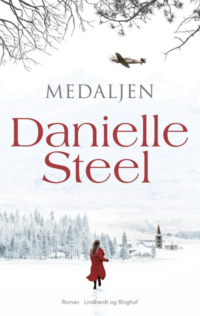 Madaljen, Danielle Steel, kærlighed,
