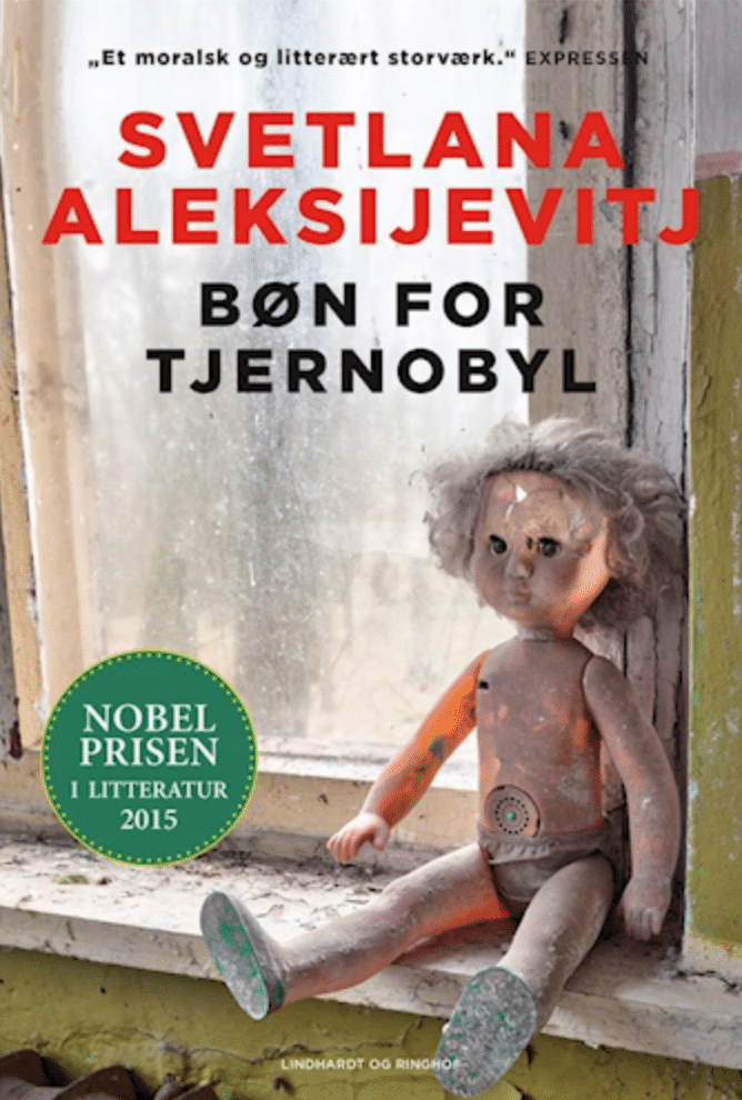 Bøn for Tjernobyl, Svetlana Aleksijevitj, Rusland