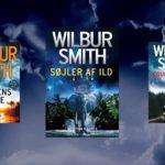 Rækkefølgen i Wilbur Smiths Courtney-serie. Få styr på romanerne her