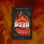 Patrick Ness om Burn: Vi har alle en lille drage i os