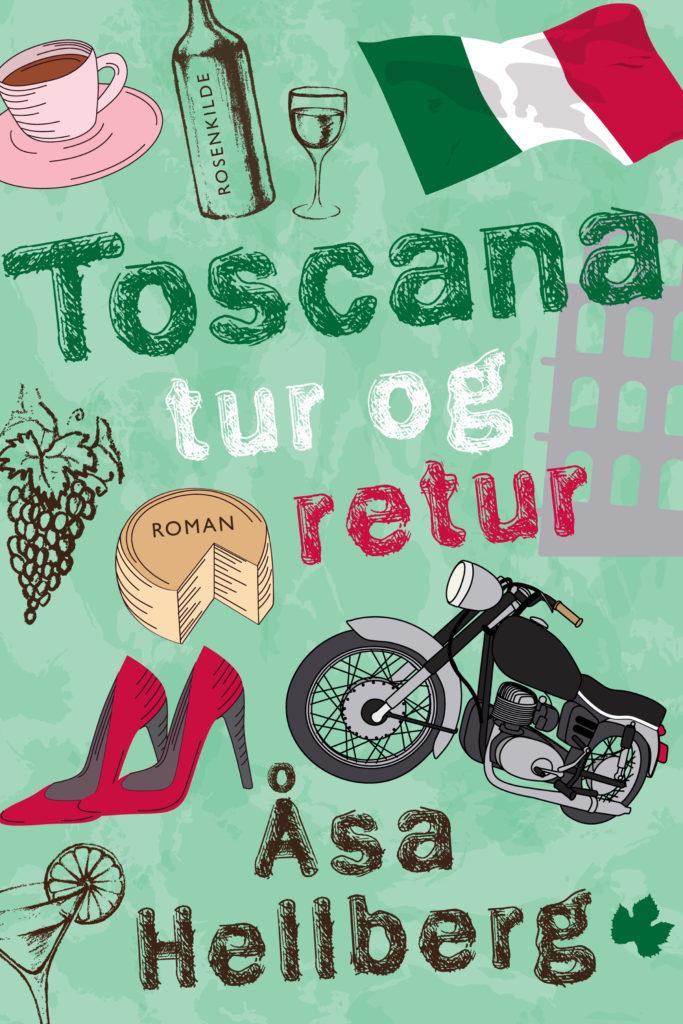 Toscana tur og retur, Åsa Hellberg