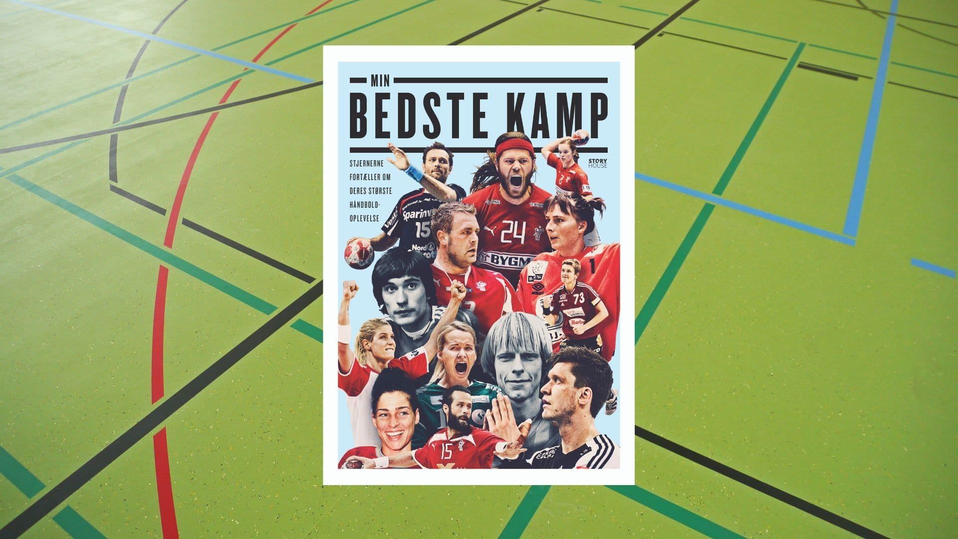 Min bedste kamp, handbold, Jesper Noddesbo, Mikkel Hansen, Niklas Landin