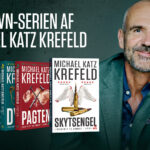 Få overblik over bestseller-fænomenet Ravn-serien af Michael Katz Krefeld