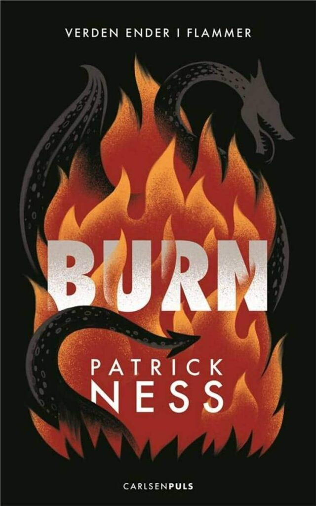 Burn, Patrick Ness, YA