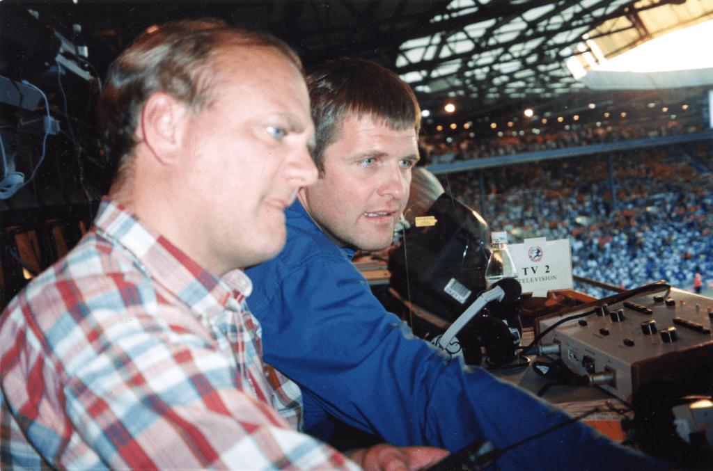 Flemming Toft, Jan Mølby, det er genialt det der, fodbold